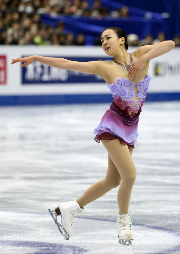 2014 Olympics: Women's Figure Skating Dresses