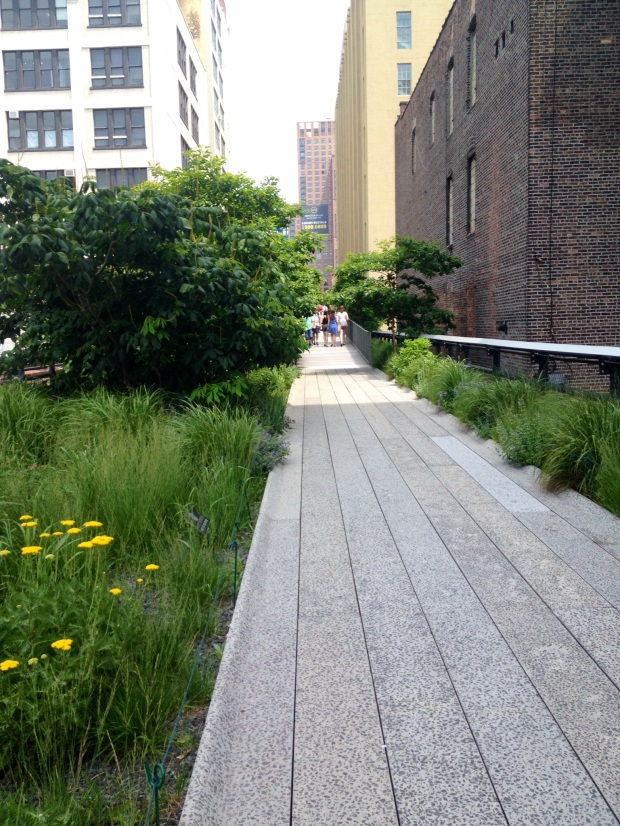 High Line, Chelsea Market and Union Square