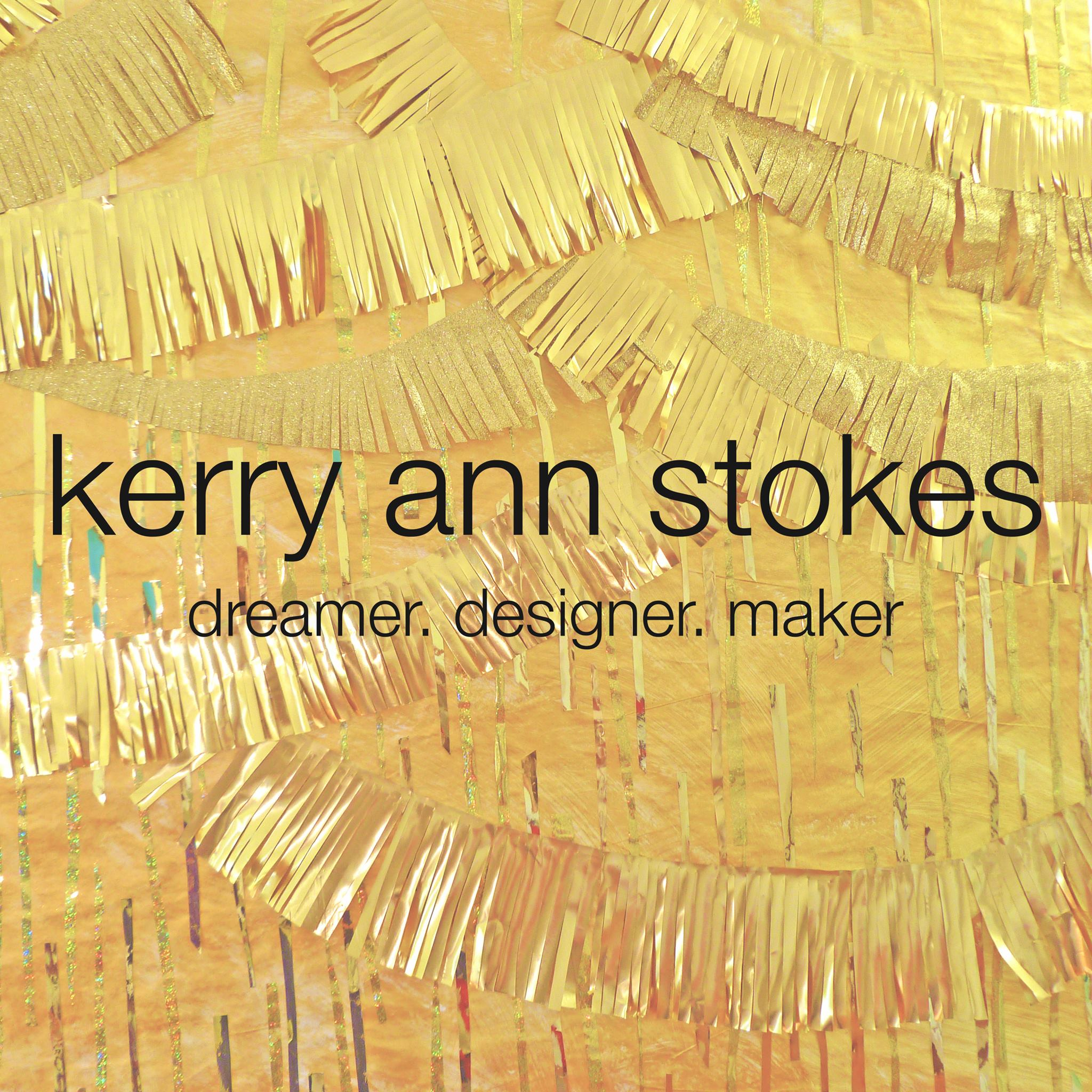 Feature Friday: Designer Kerry Ann Stokes