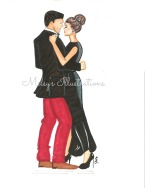 dancing couple watermark