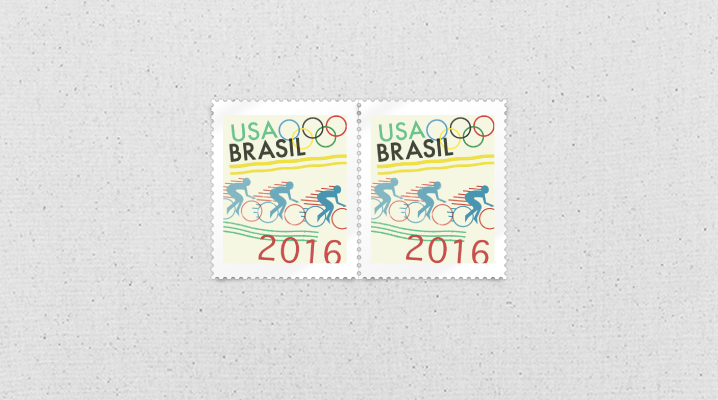 Olympiad Stamp