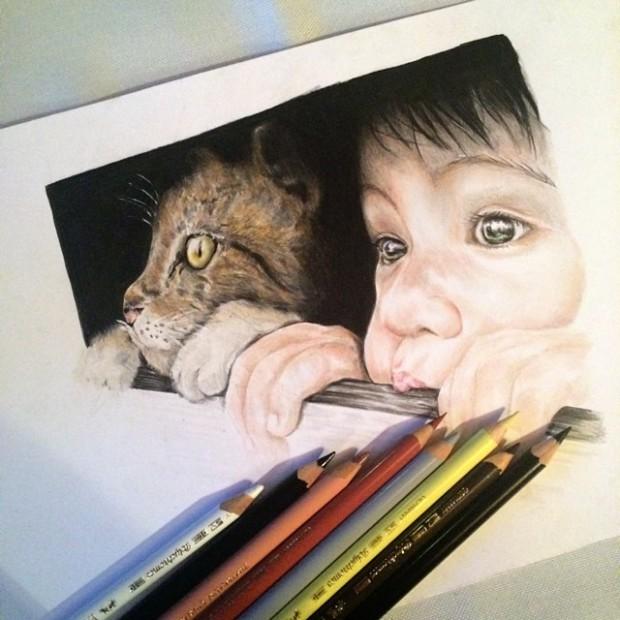 boyandcat
