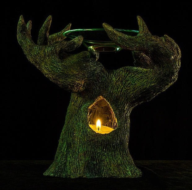 TREE OIL BURNER