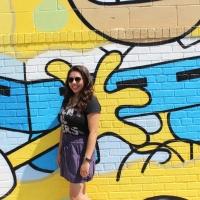 Street Art + Street Style
