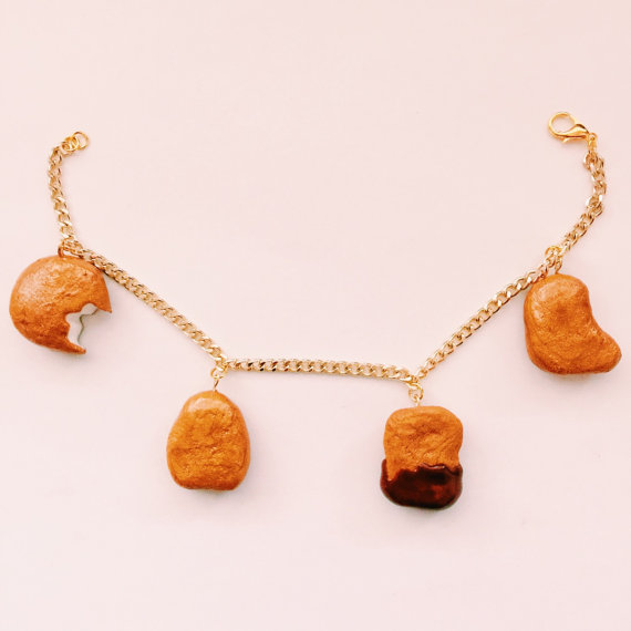 Chicken Nugget Bracelet