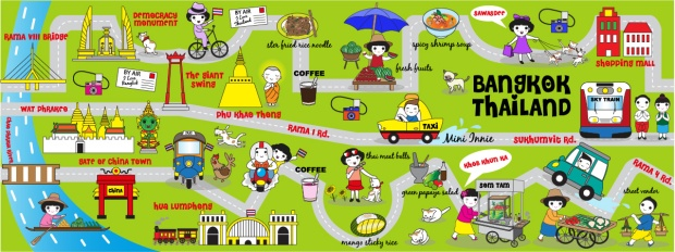cute-bangkok-thailand-guide-map-illustration-set-iii_they-draw-and-travel