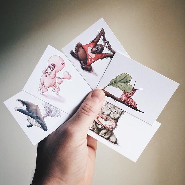love-mini-art-notes