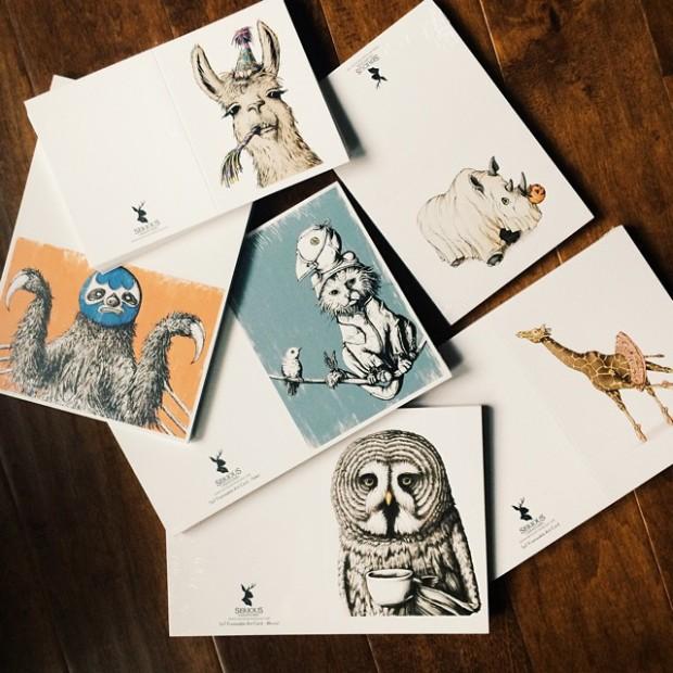 various-cards