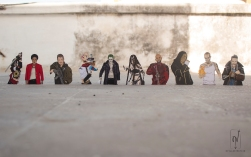 Paper cut Sculptures (Suicide Squad)